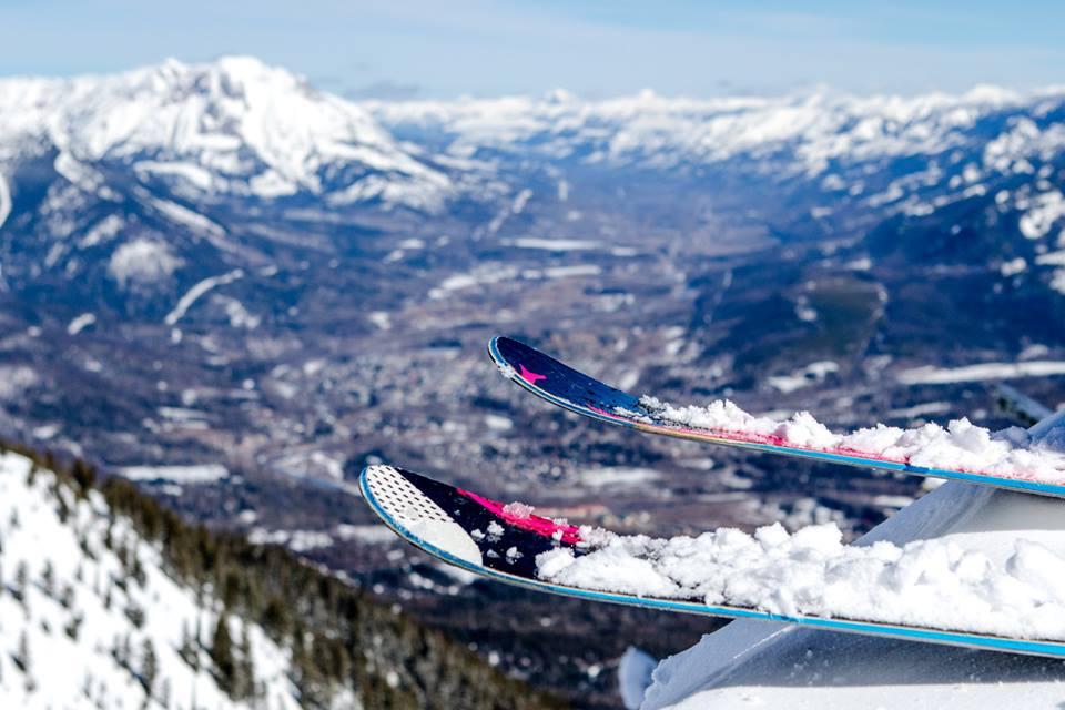 Matt Kuhn Photography, Lake Louise Ski Resort, Lake Louise Ski Views