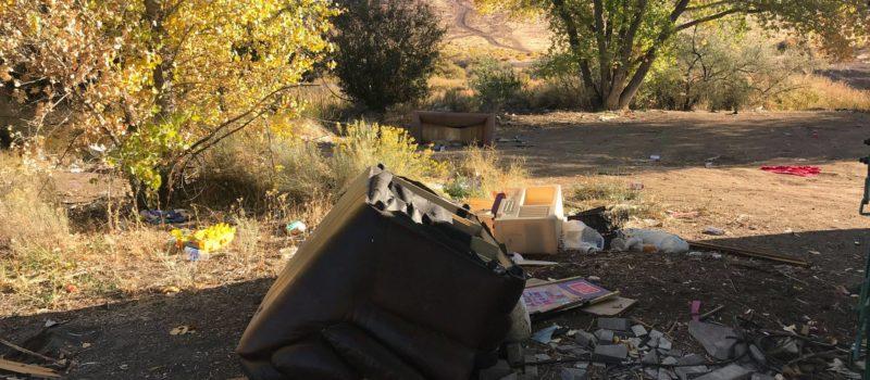keep Truckee Meadows beautiful, Truckee, Nevada, cleanup, trash