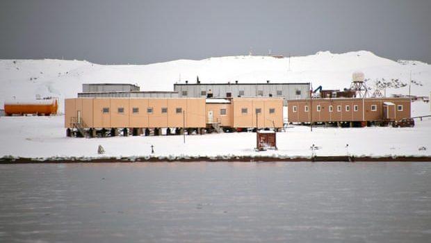 Antarctica, stabbing, attempted murder