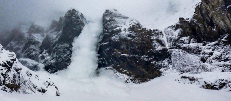 avalanche, canada, Banff, rockies, fernie