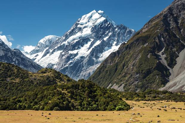 avalanche, new zealand