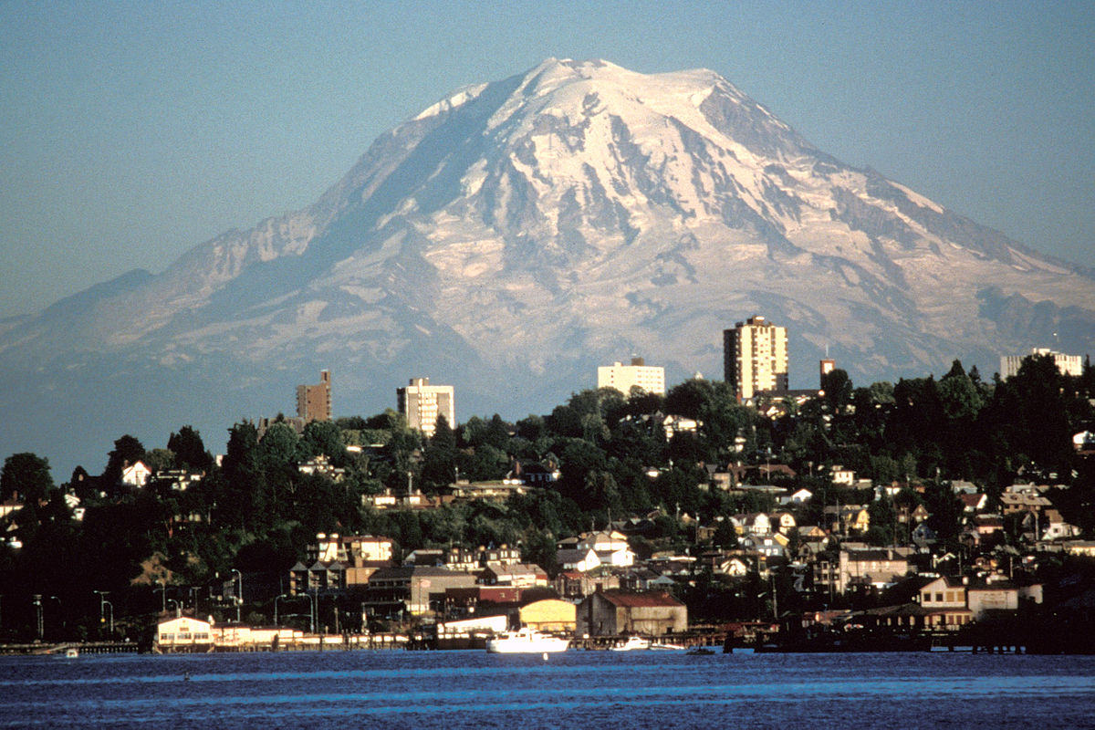 Tacoma would see the effects of a Rainier explosion
