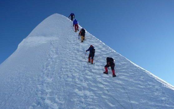 Mountaineering, HAPE, AMS, HACE