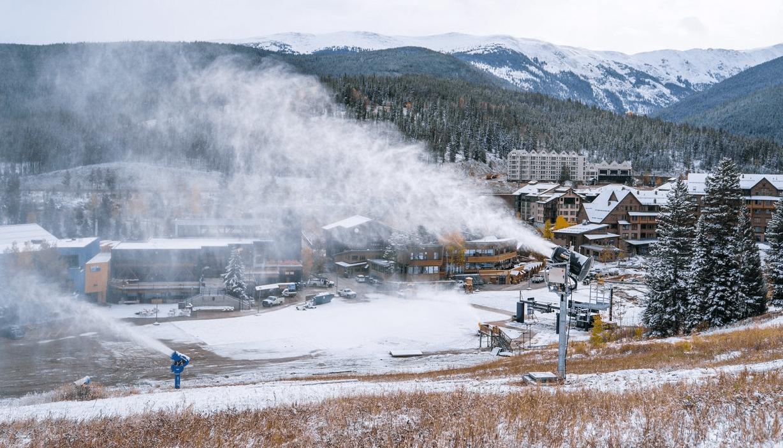 winter park, colorado, snowmaking