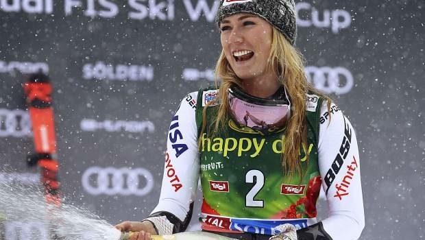 Mikaela Shiffrin, World Cup