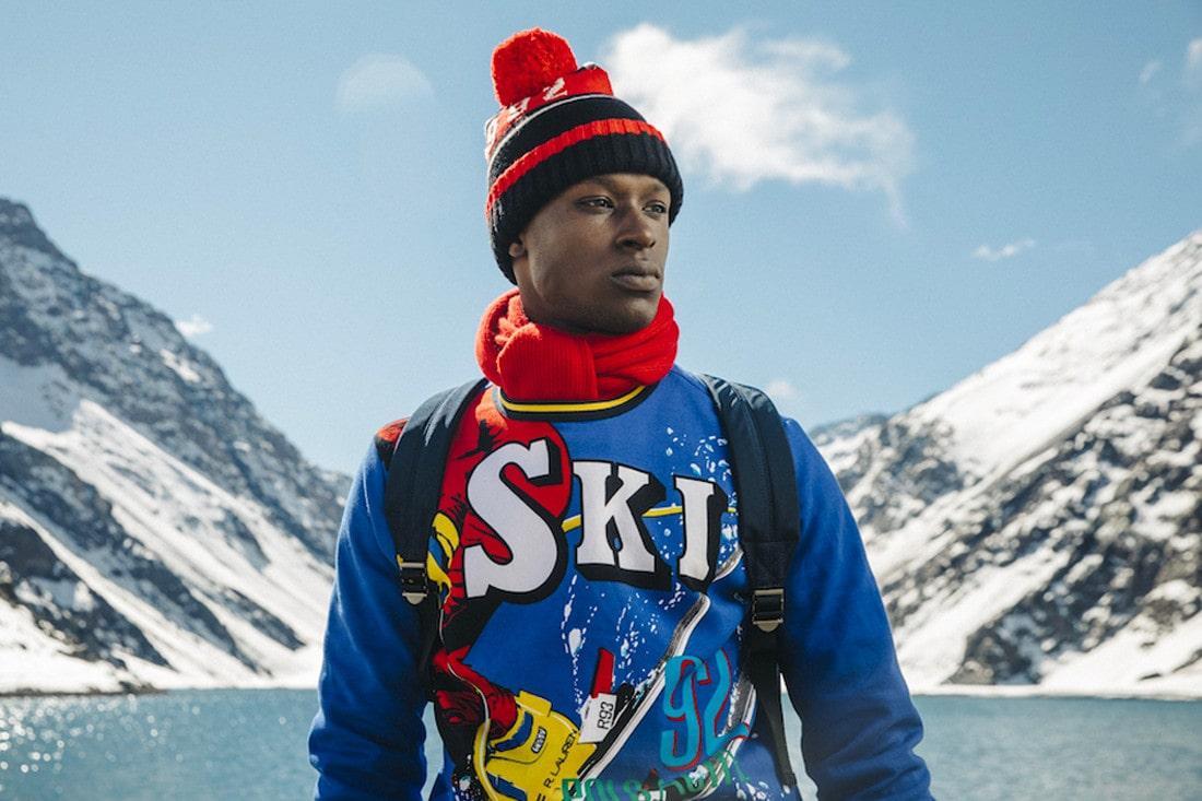 Ralph Lauren, ski gear, fashion