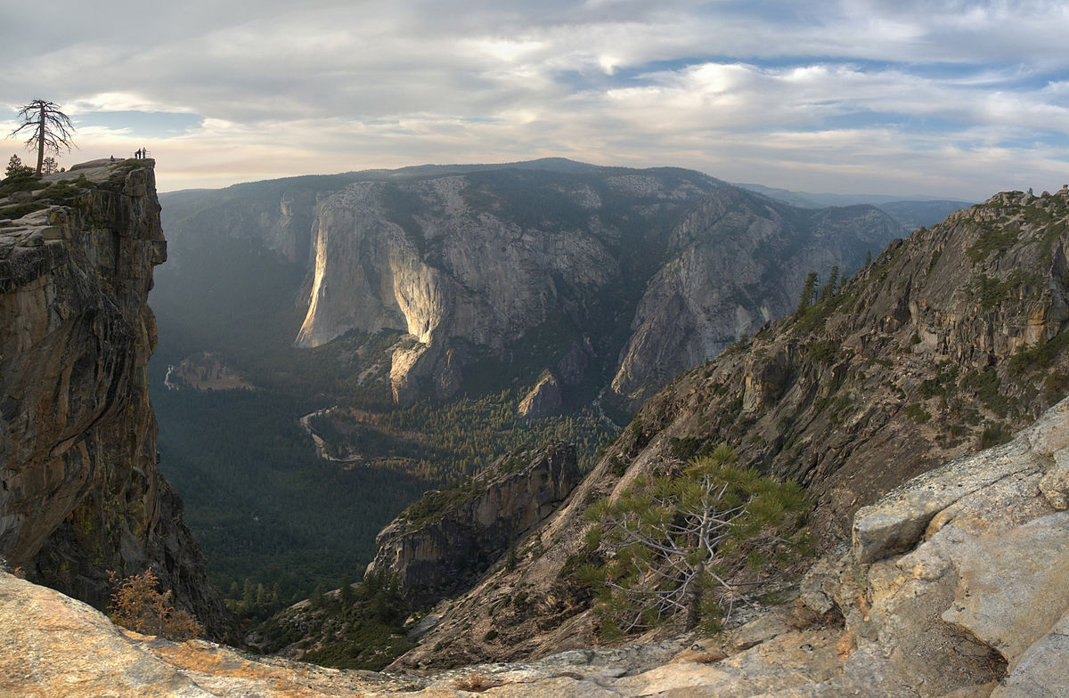 Taft Point, Yosemite, california