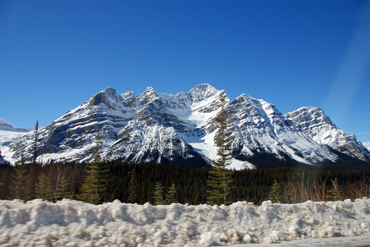 avalanche, Banff, mt patterson
