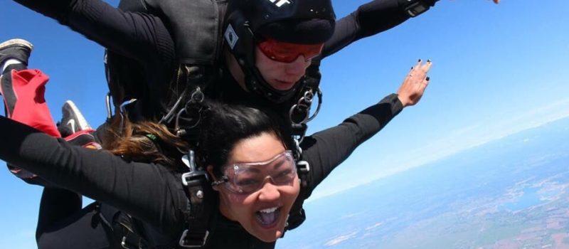 skydiving, lodi, California, death