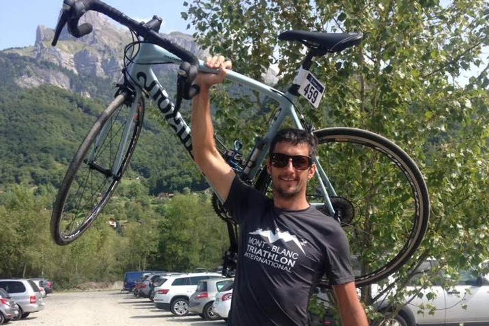 biker, shot dead, hunter, accident, France Europe, alps,