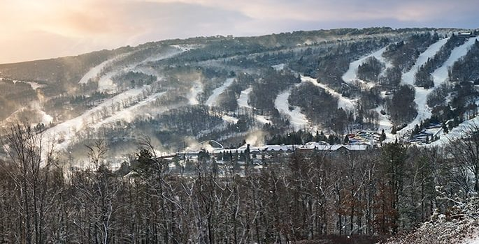 camelback mountain, camelback, Pennsylvania,