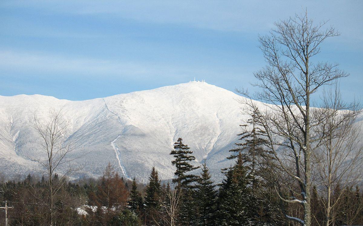 Mt Washington, New hampshire, mount washington