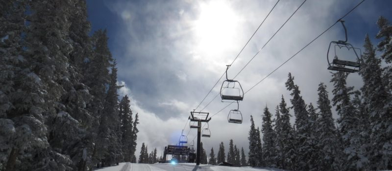 ski Cooper, colorado, early opening
