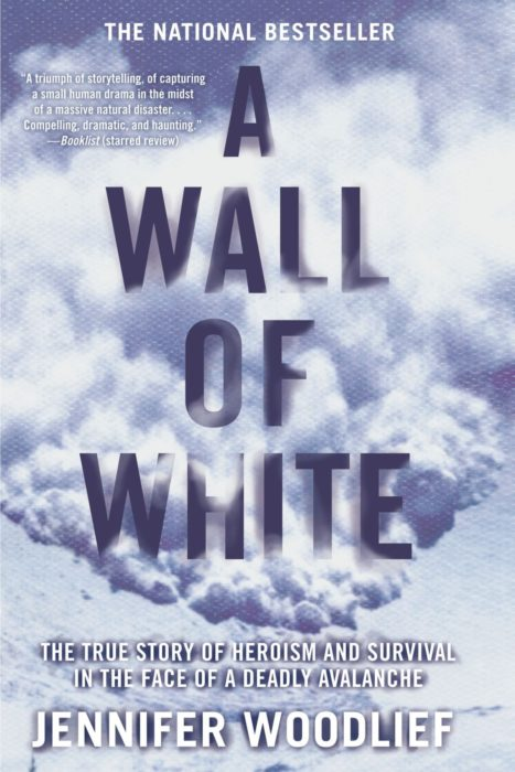 Wall of White