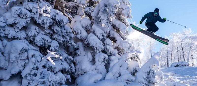 powder mountain, Utah, opening
