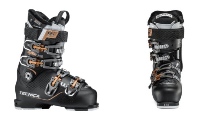 Cold Feet: Tecnica Mach 1 95 W Heat