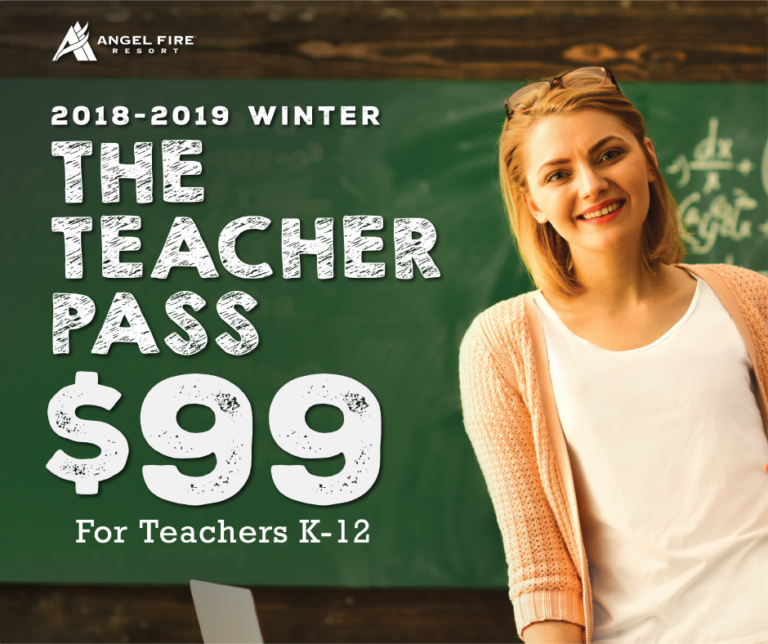The Teacher Pass is going to cost just $99