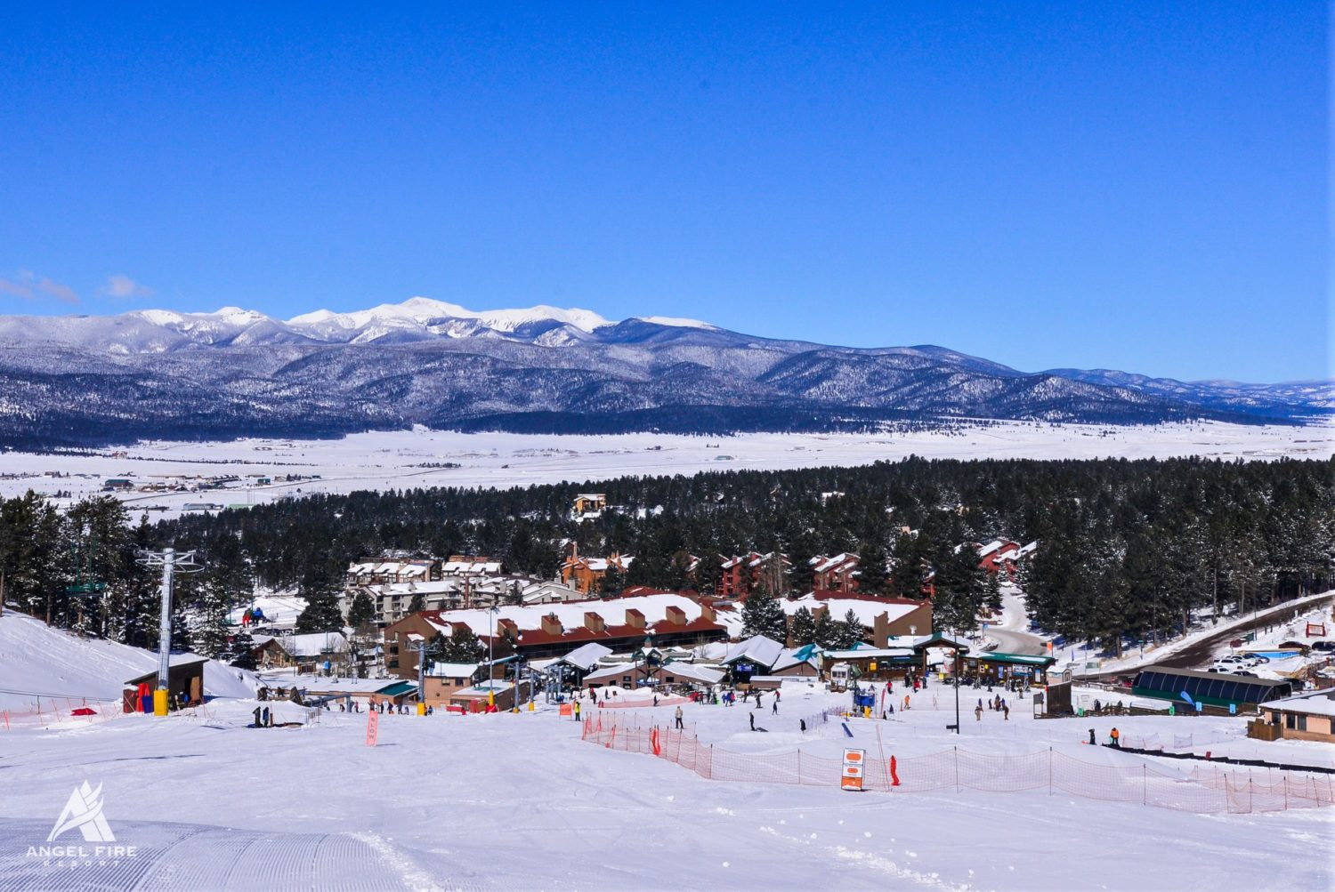 Angel Fire looks like an awesome place to ski - even better if it's only $99 for the season