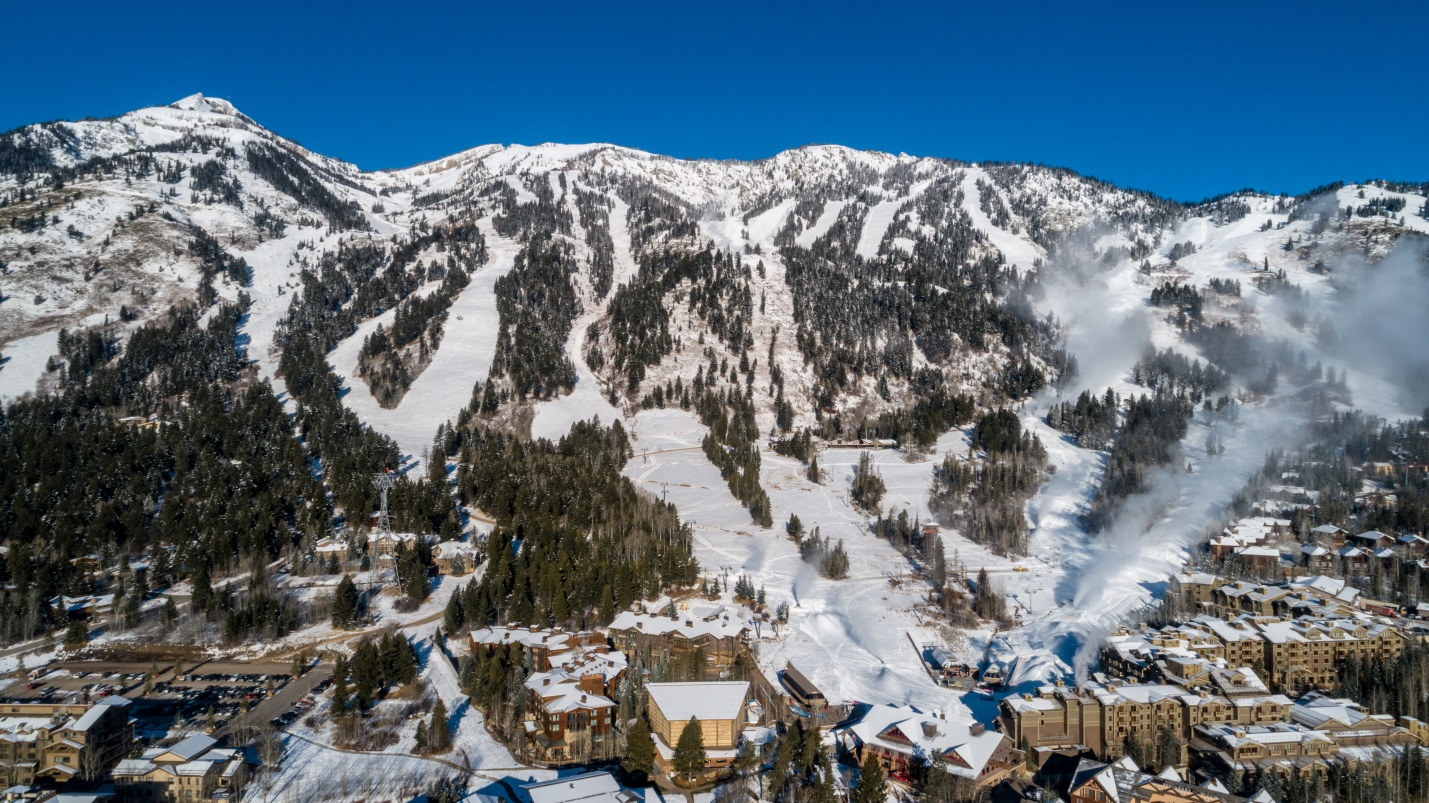 Jackson Hole, Wyoming, opening day, towns