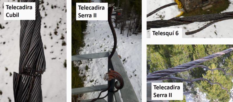 Andorra sabotage, Andorra lift damage,Vallnord-Pal Arinsal, lift sabotage,