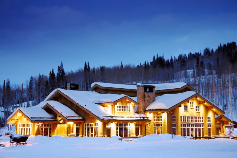 Deer Valley Empire Canyon Lodge