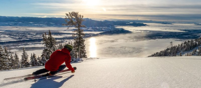 Jackson Hole, Wyoming, Forbes, best resort in North America