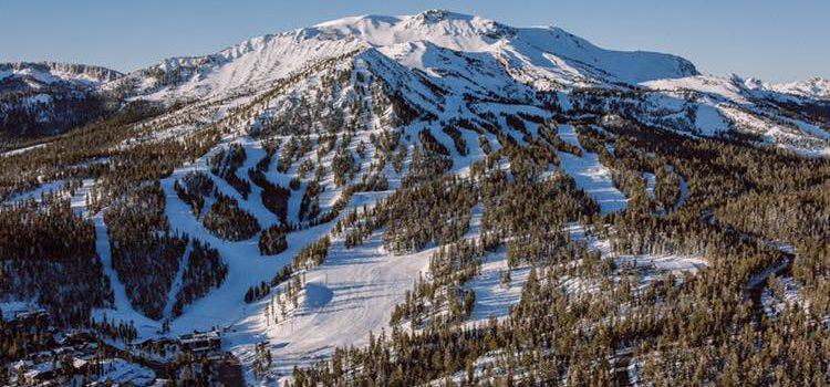 mammoth mountain, mammoth, California, 100% open