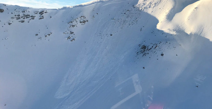 avalanche, Banff, canada