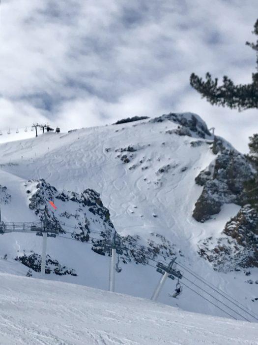 Funnel ski