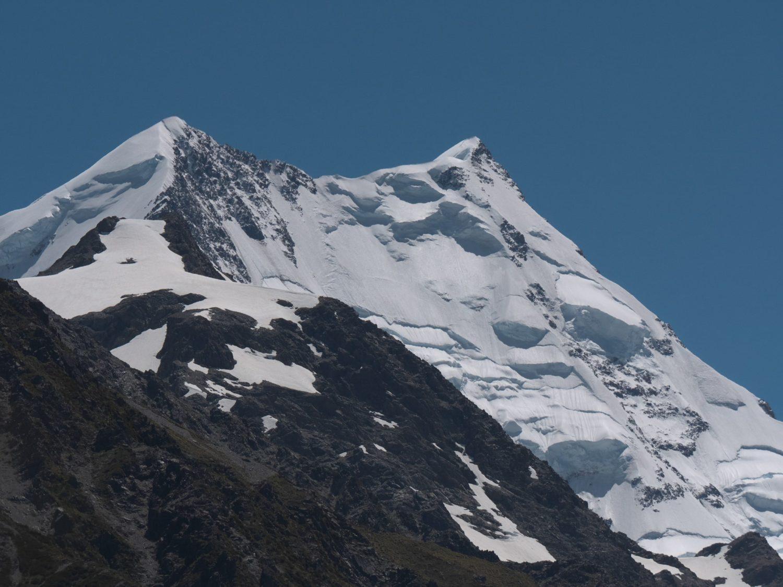New Zealand, avalanche