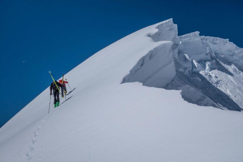 Alpenglow Expeditions, terrain