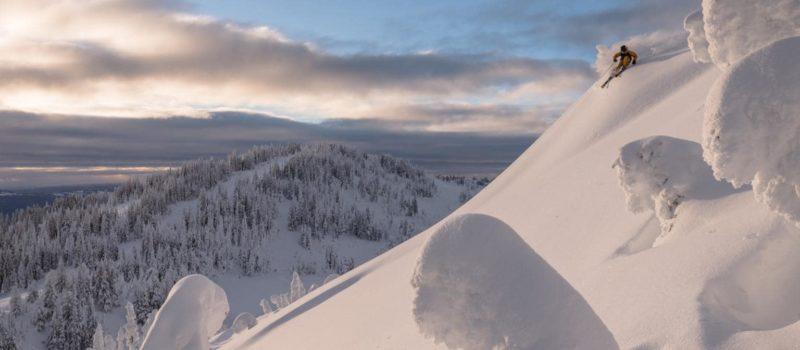 sun peaks, canada, british columbia