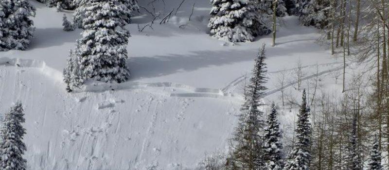Utah, avalanche, backcountry skier killed,