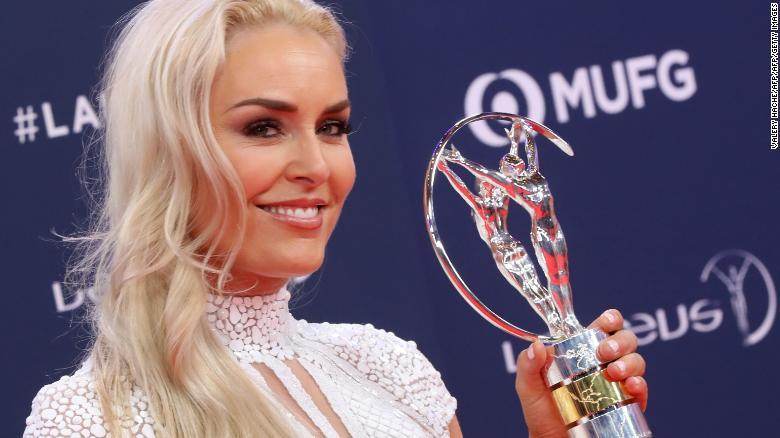 Lindsey Vonn, award
