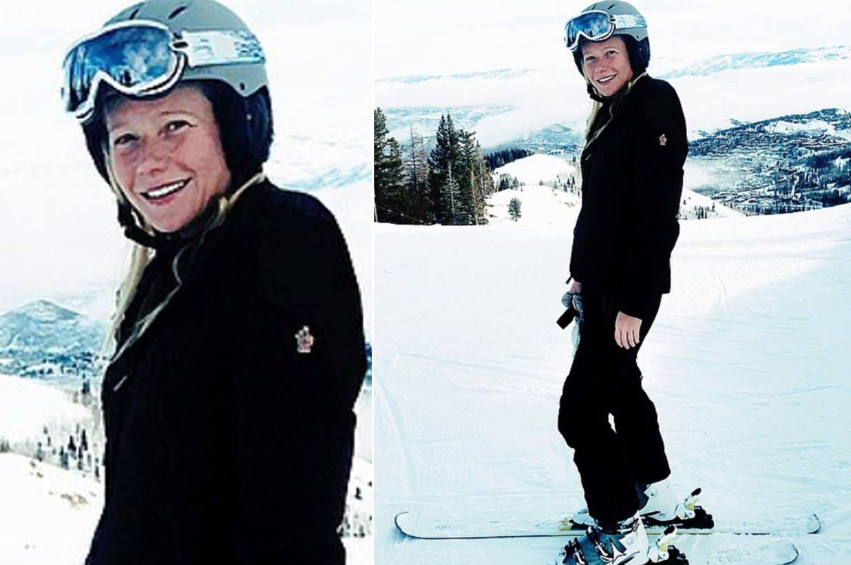 Gwyneth Paltrow, deer valley Utah, hit and run, lawsuit