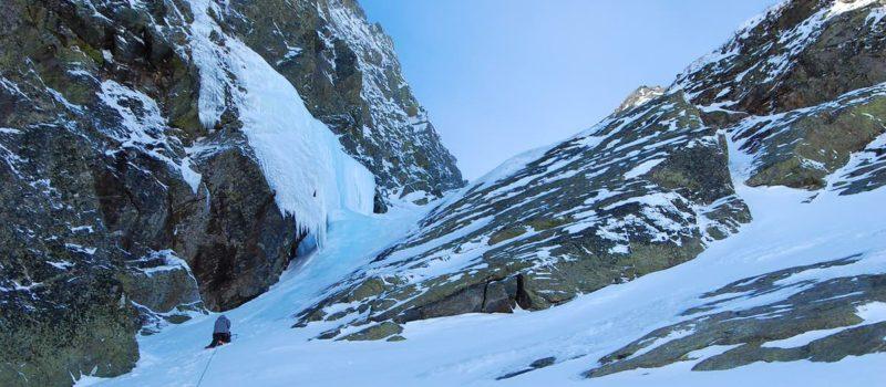central gully, mount washington,