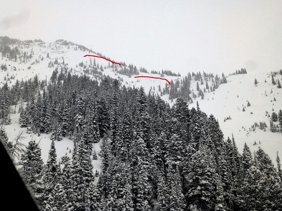 avalanche, montana, bridger, Bozeman