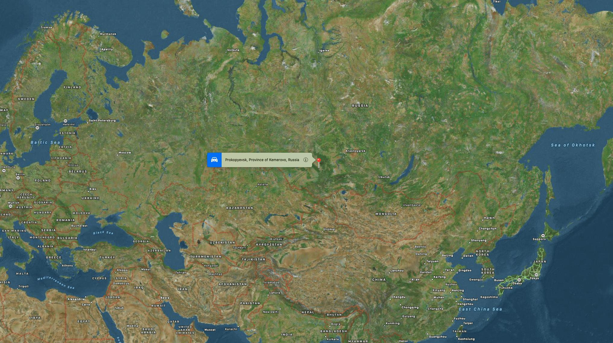 black snow, snow, Siberia, russia, Siberian