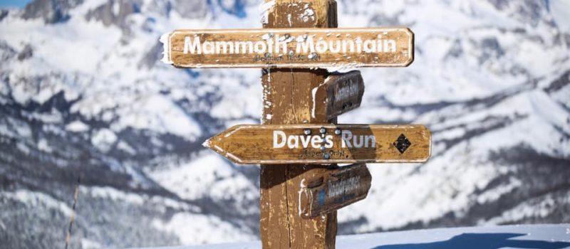 Mammoth Mountain Snowiest Months