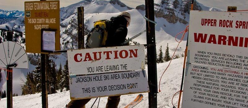Jackson Hole, teton, backcountry