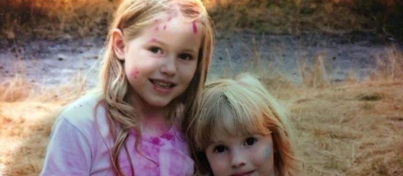 sisters, rescued, survived, California, wilderness