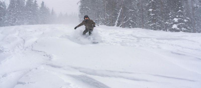 keystone, snowiest march ever, Colorado
