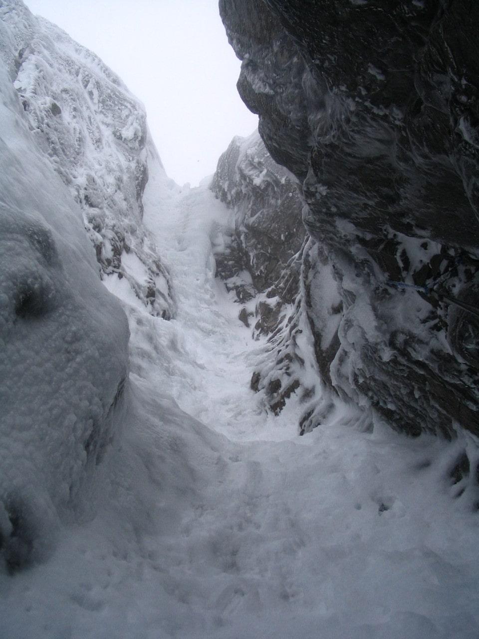 Ben Nevis, avalanche, scotland