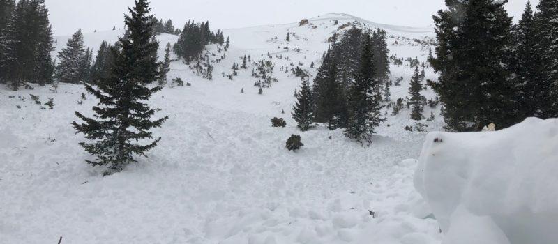 avalanche, colorado, guide killed, powder addiction, jones pass