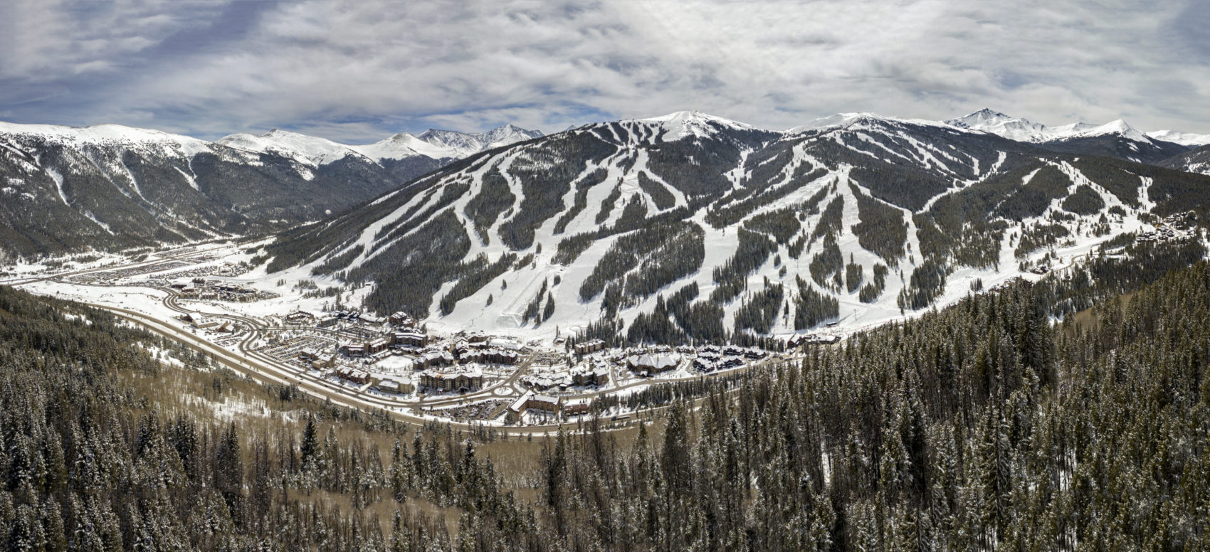 scenic, copper mountain, Colorado