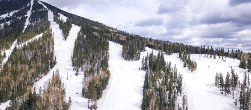 arizona, Snowbowl, longest opening