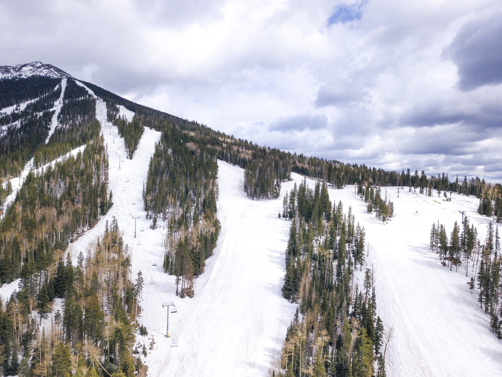 arizona, Snowbowl, longest opening