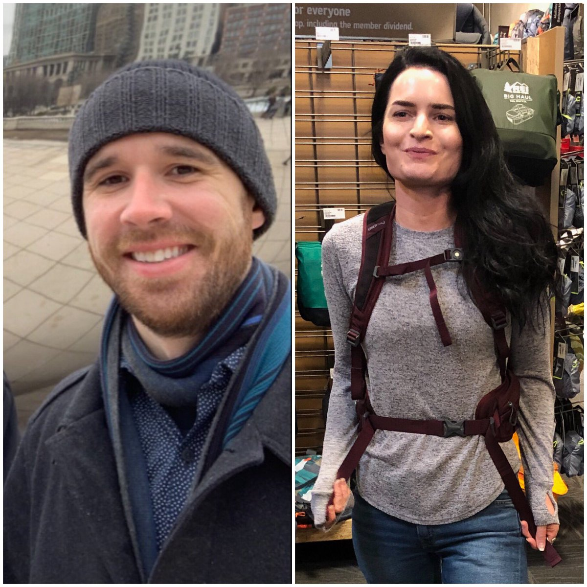 hikers, missing, found, baldy, california