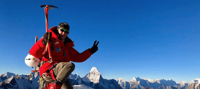 Annapurna, Himalayas, Nepal,