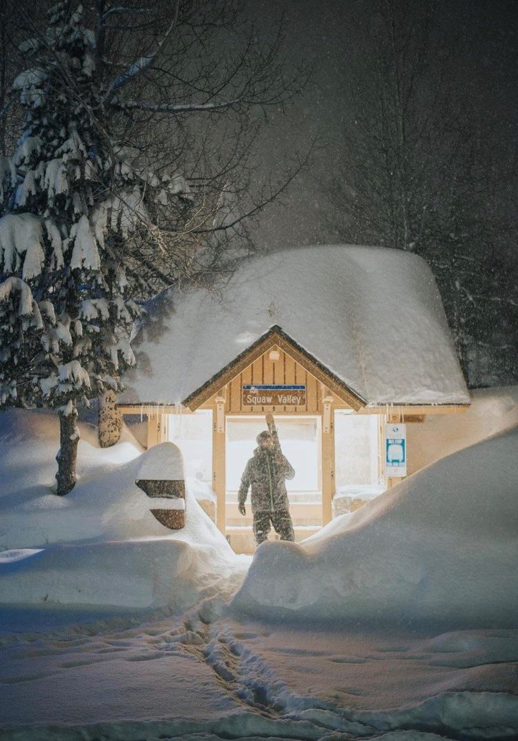 These 10 Resorts Received The Most Snow In The USA This Season